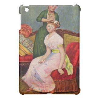 The Coiffoire by Pierre Renoir Cover For The iPad Mini