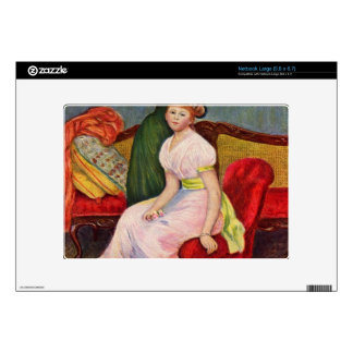 The Coiffoire by Pierre Renoir Netbook Skin