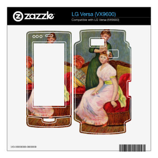 The Coiffoire by Pierre Renoir Skins For LG Versa