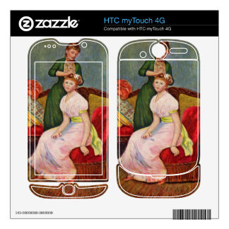The Coiffoire by Pierre Renoir HTC myTouch 4G Decal