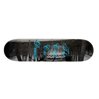 The Cold Car Demise Skateboard Deck