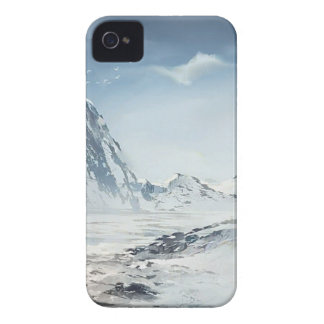 The Cold Is Warmth iPhone 4 Case-Mate Case