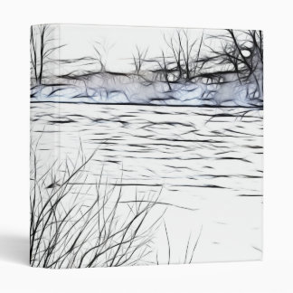 The Cold Truth 3 Ring Binder