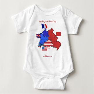 The Cold War Baby Bodysuit