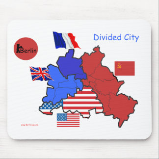 The Cold War Mouse Pad