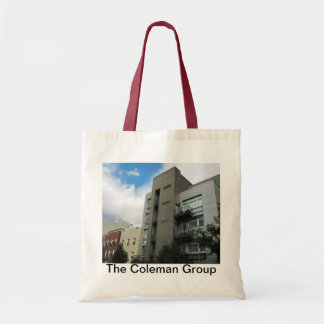 The Coleman Group Tote Bags