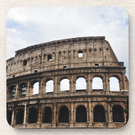 The Coliseum Beverage Coaster