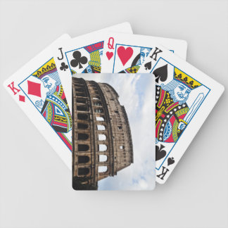 The Coliseum Bicycle Playing Cards