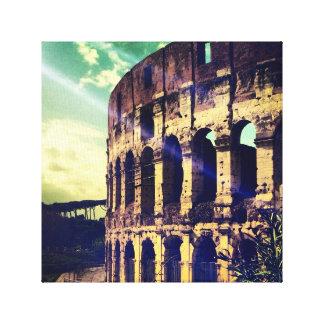 The  Coliseum. Canvas Print