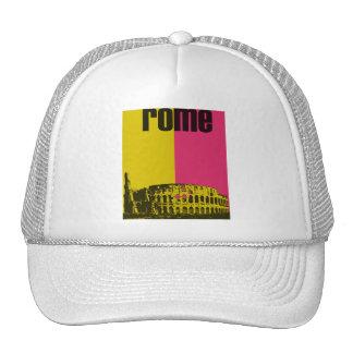 The Coliseum in Rome Trucker Hat
