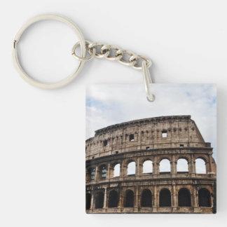 The Coliseum Keychain