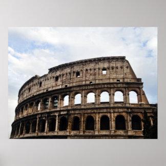 The Coliseum Print