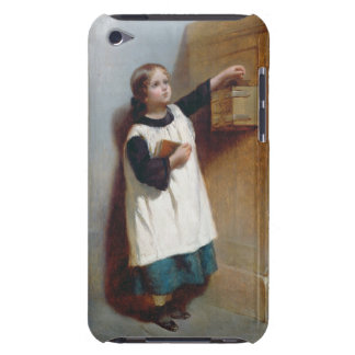 The Collection Box (oil on panel) iPod Case-Mate Case