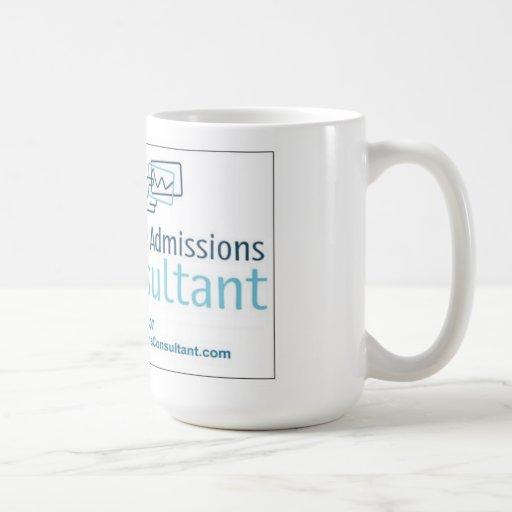 The College Admissions Consultant Coffee Mub Mug