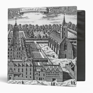 The College of Glasgow, from 'Theatrum Binders