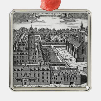 The College of Glasgow, from 'Theatrum Ornaments
