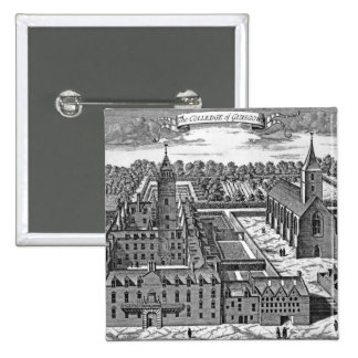 The College of Glasgow, from 'Theatrum Pins