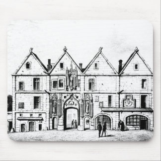 The College of Navarre in 1440 Mouse Pad