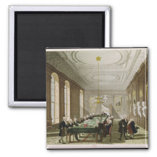 The College of Physicians 2 Inch Square Magnet