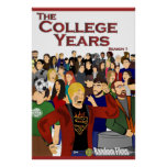 The College Years poster