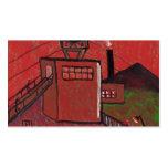 The colliery wheelhouse Business Card