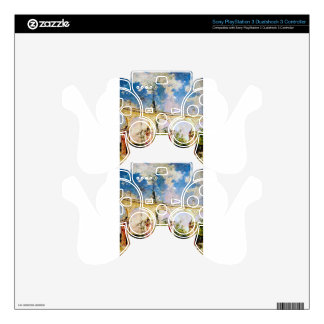 The Collonade in Versailles by Giovanni Boldini PS3 Controller Skins