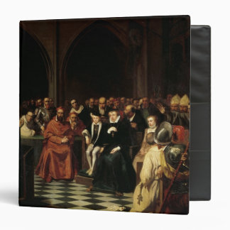 The Colloquy of Poissy in 1561 1840 Vinyl Binders