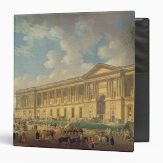 The Colonnade of the Louvre. c.1770 Binder