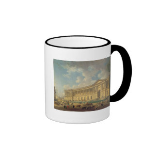 The Colonnade of the Louvre. c.1770 Mug