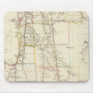 The Colony of Western Australia Mouse Pad