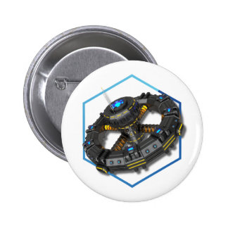 The Colony - Orbital Station Round Button