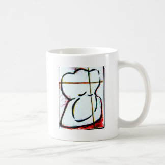 The Color Keeps Bleeding in Slowly by Luminosity Coffee Mug