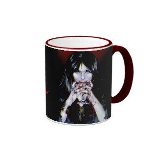 The Color of Blood Ringer Mug