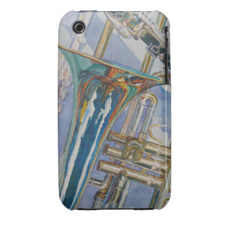 The Color of Music iPhone 3 Case