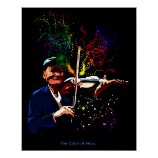 The Color of Music Posters