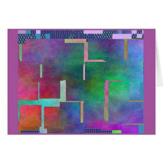 The Color Rainbow Halima Ahkdar 2005 Card