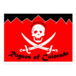 The Colorado Rogues Postcard