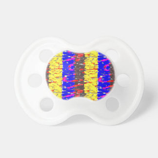 The Colored Building Blocks Pacifier