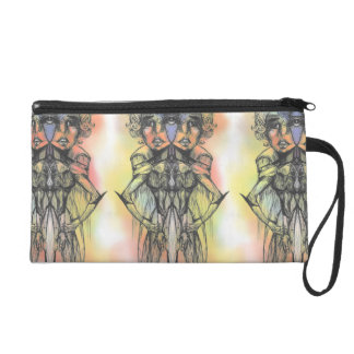 The Colored Butterfly Duo Bagettes Bag