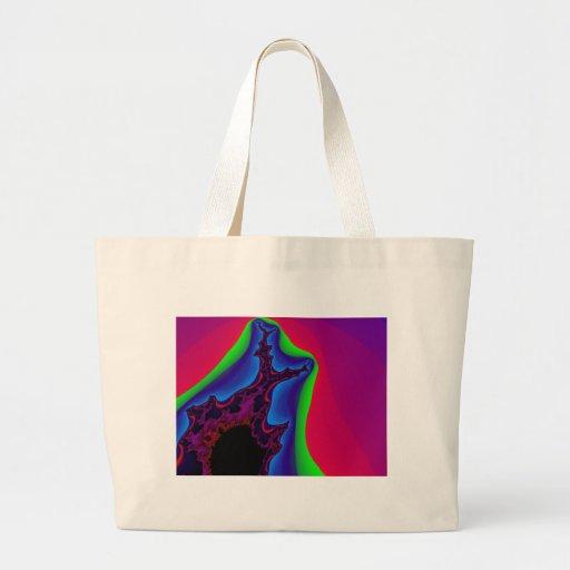 The Colorful Life Jumbo Tote Bag