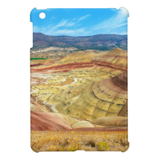 The Colorful Painted Hills in Eastern Oregon iPad Mini Case
