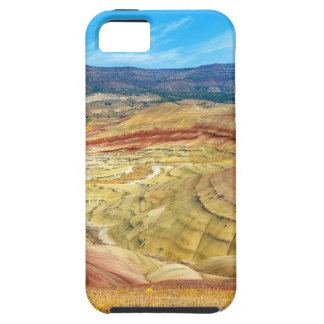 The Colorful Painted Hills in Eastern Oregon iPhone SE/5/5s Case