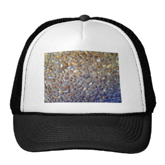 The Colorful Pebble Pavement Footpath Hat