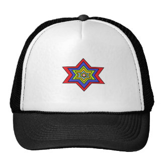 The Colorful star Trucker Hat