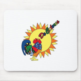 The Colors De Colores Mouse Pad