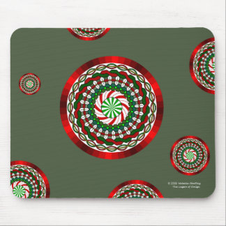 The Colors of Christmas Mousepad
