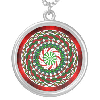 The Colors of Christmas Necklace