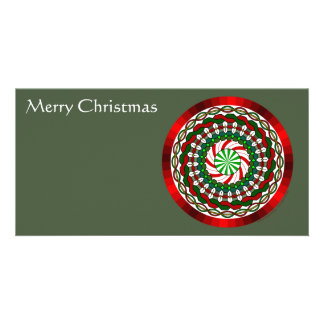 The Colors of Christmas Photo Card