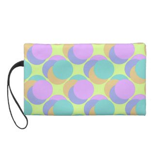 The Colors of Easter Wristlet
