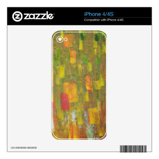 The Colors Of Fall iPhone 4S Skin